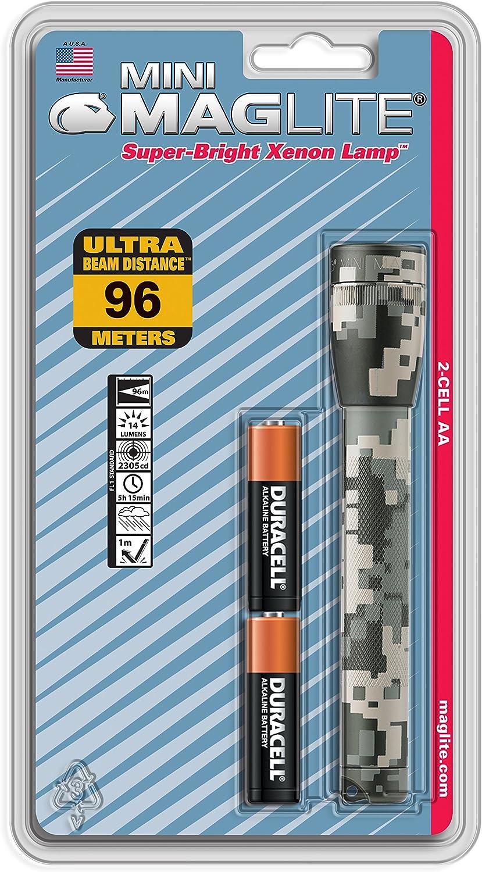Maglite Universal Aa Mini-Mag Combo Pack W// Batteries