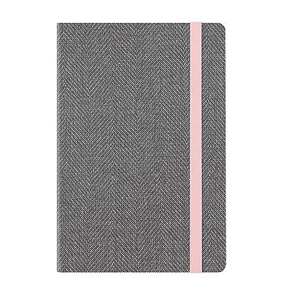 Legami - Agenda diaria de 12 meses - 2020 - Grey Tweed ...