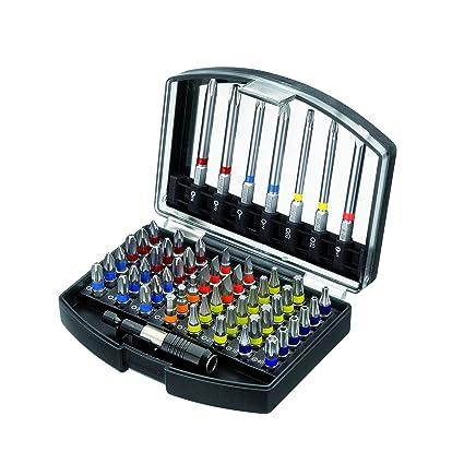 padre 649 - Estuche de puntas de destornillador de varios tipos para ...