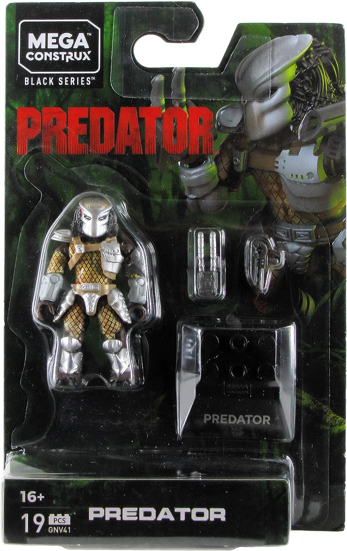 Mega Construx Pro Builders Predator Figure