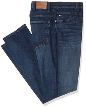 5de70fca Amazon.com: Tommy Hilfiger Men's Big and Tall Jeans Relaxed Fit: Clothing
