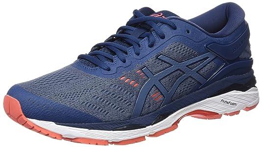 Amazon.com | ASICS Mens Gel-Kayano 24 Running Shoe, 9.5, Blue | Fashion Sneakers
