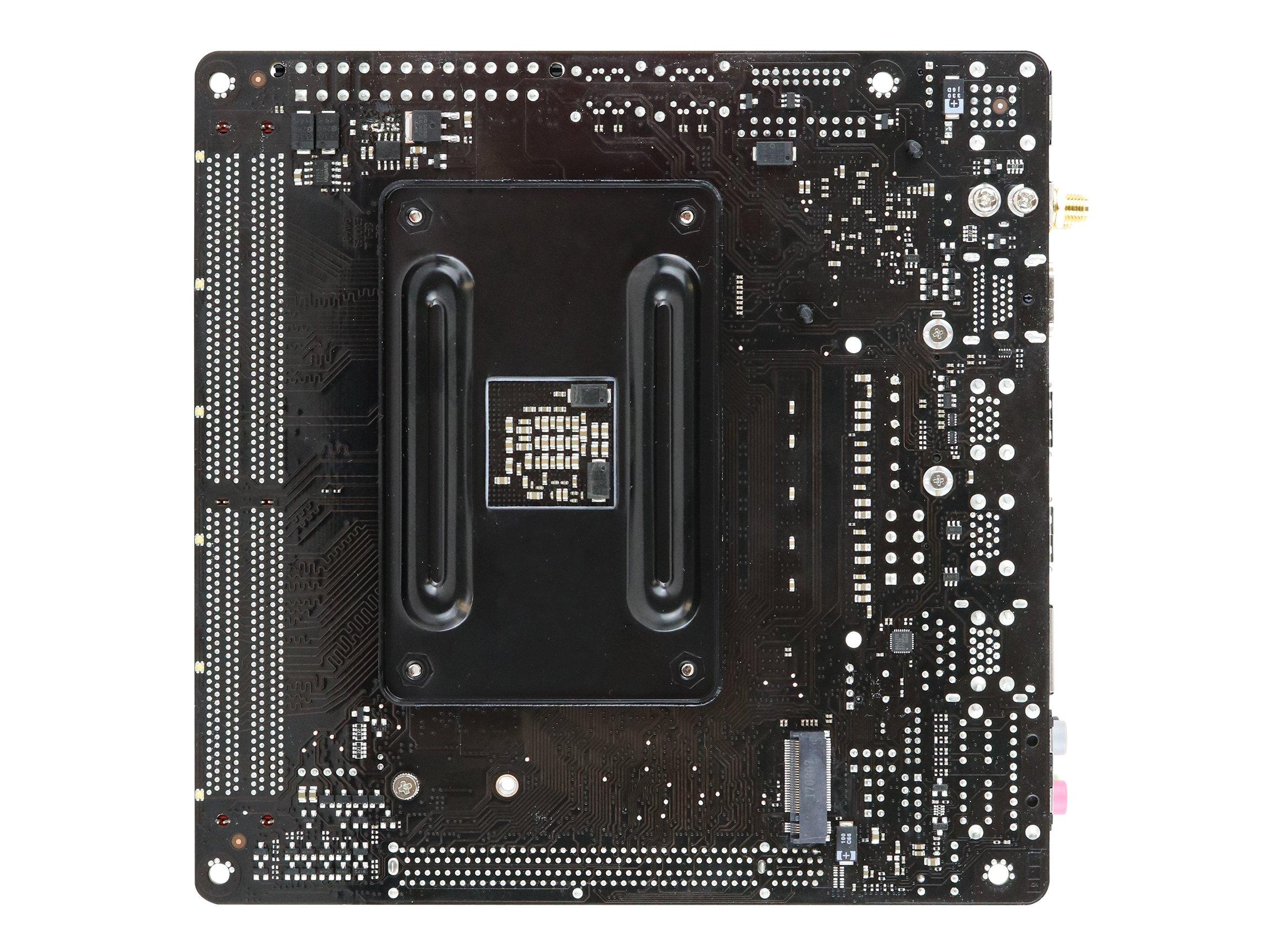 GIGABYTE GA-AB350N-Gaming WIFI (AMD/Ryzen AM4/B350/RGB Fusion/HDMI/DP/M.2/SATA/USB 3.1 Type-A/Wifi/Mini ITX/DDR4 Motherboard) by Gigabyte (Image #5)