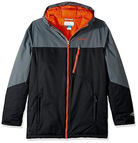d7f53dc00 Amazon.com: Columbia Double Grab Jacket (Little Kids/Big Kids): Clothing
