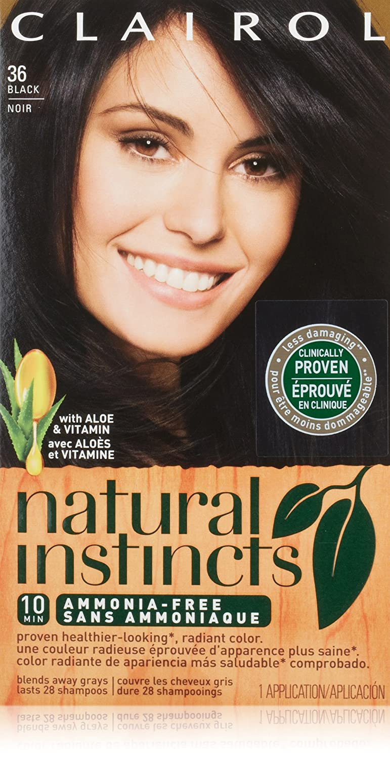 Amazon Clairol Natural Instincts Semi Permanent Hair Color