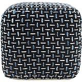 ArtVerse Katelyn Smith 36 x 36 Floor Double Sided Print with Concealed Zipper /& Insert North Dakota Love Pillow
