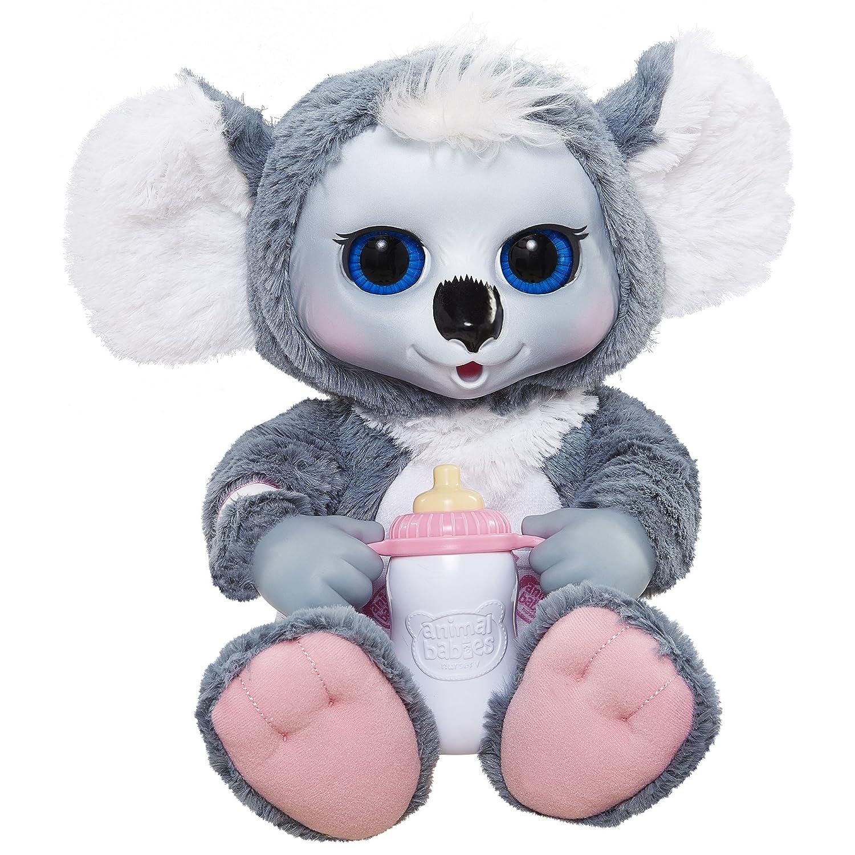 Amazon Animal Babies Deluxe Baby Koala Plush Toys & Games