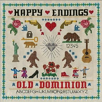 amazon happy endings old dominion カントリー 音楽