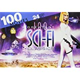 100 Greatest Sci-Fi Classics: Laser Mission - Teenagers from Outer Space - The Atomic Brain - First Spaceship on Venus - Galaxina - The Day Time Ended - Abraxas: Guardian of the Universe - Night Fright + 92 more!