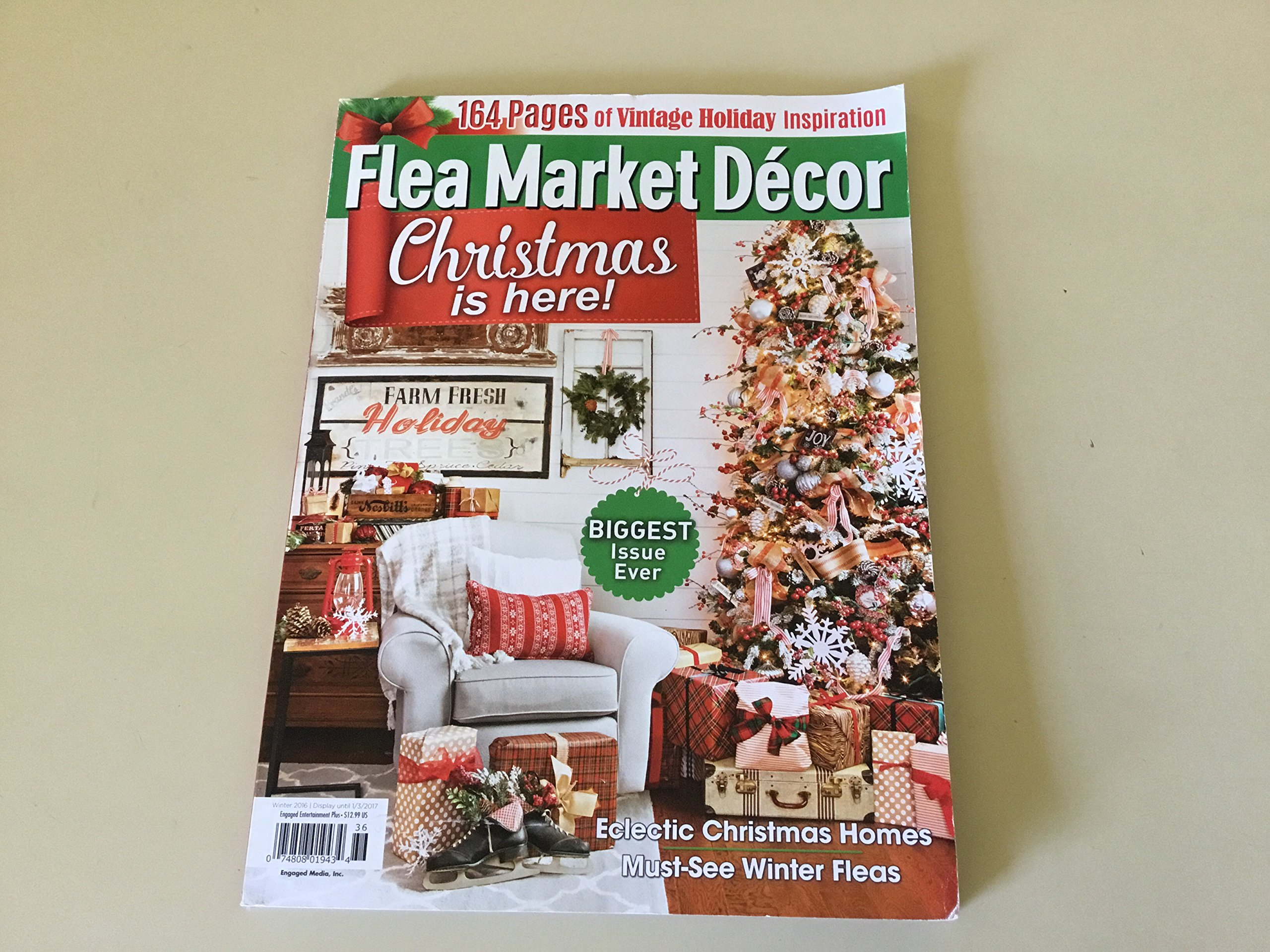 Download Flea market decor winter 2016 pdf