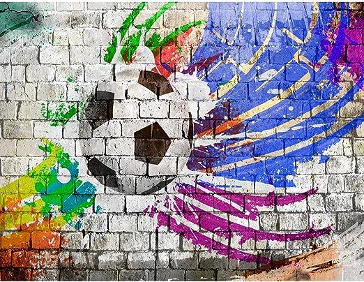 Fototapete Fussball Vlies Wand Tapete Wohnzimmer Schlafzimmer Büro Flur  Dekoration Wandbilder XXL Moderne Wanddeko - 100% MADE IN GERMANY Runa  Tapeten ...