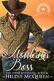 Montana Boss (Montana Cowboys Book 2)