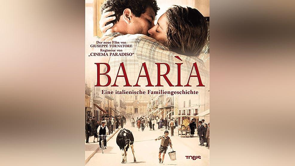 Baarìa - Eine italienische Familiengeschichte [dt./OV]