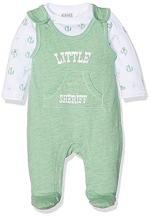Kanz Baby-Jungen Strampler /& T.Shirt 1//1 Arm