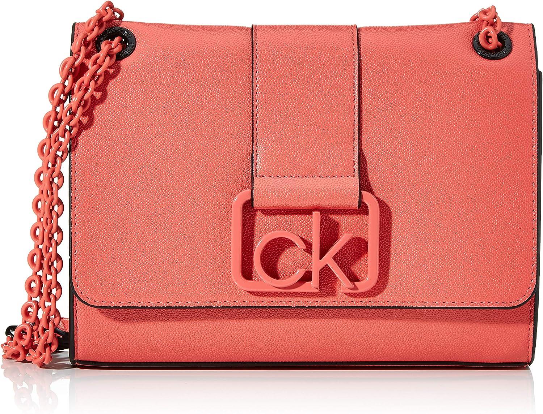 Calvin Klein Ck Signature Conv Crossbody Md - Bolsos bandolera Mujer