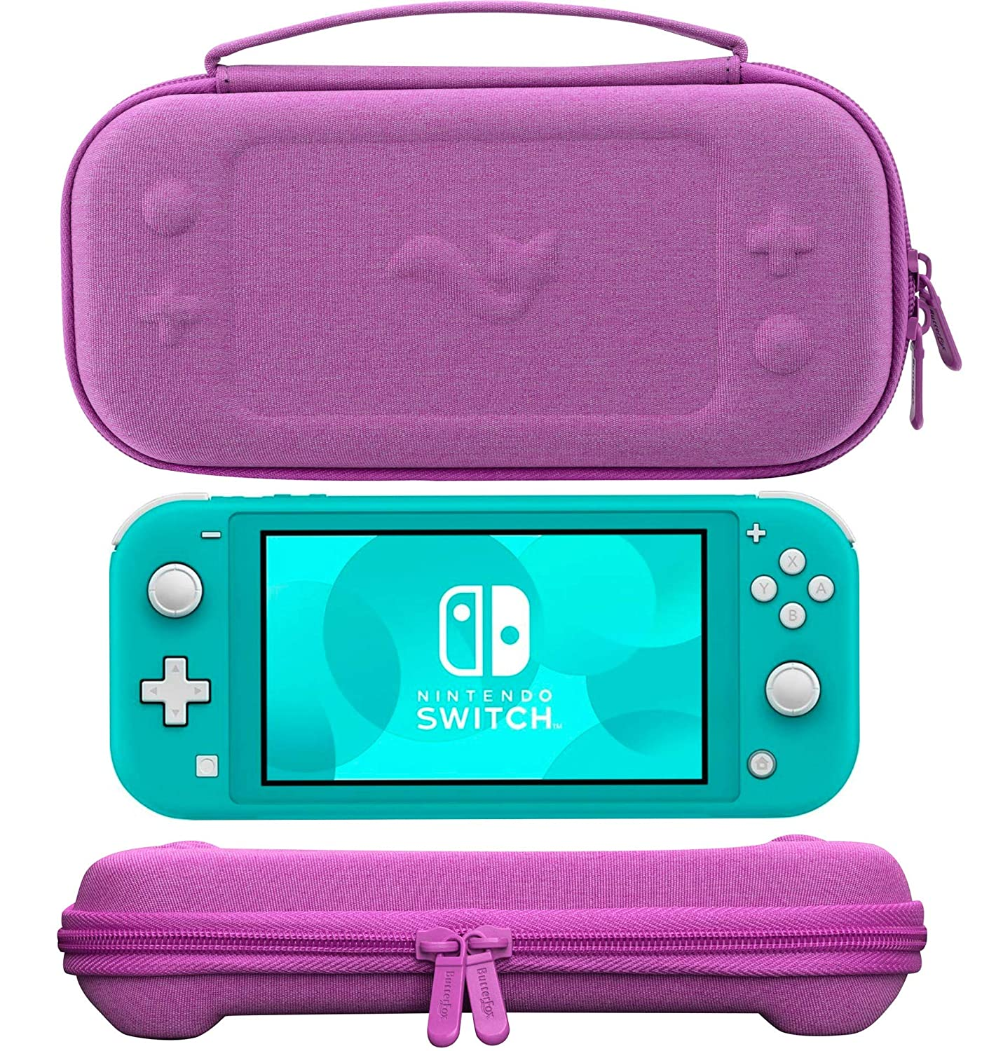 ButterFox - Funda de Transporte para Nintendo Switch Lite ...