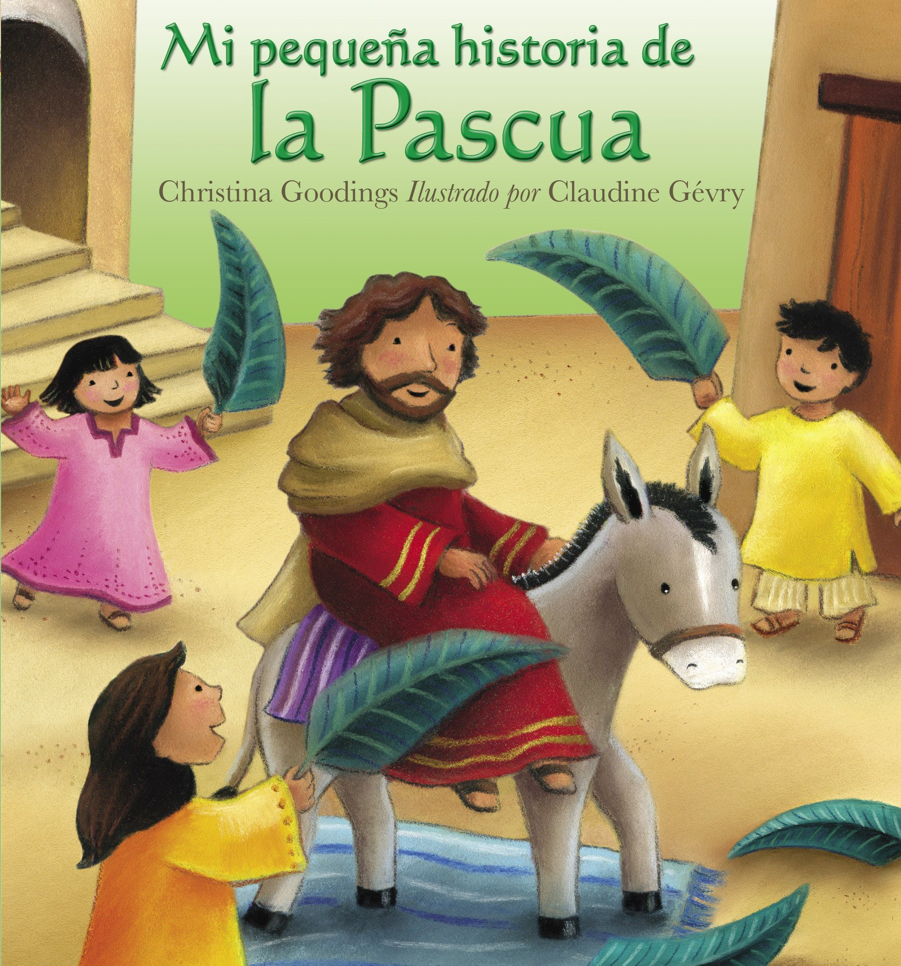 Mi Pequena Historia de La Pascua My Little Easter Story: Amazon.es ...
