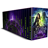 Myths & Legends: A Paranormal Romance and Urban Fantasy Boxed Set Collection
