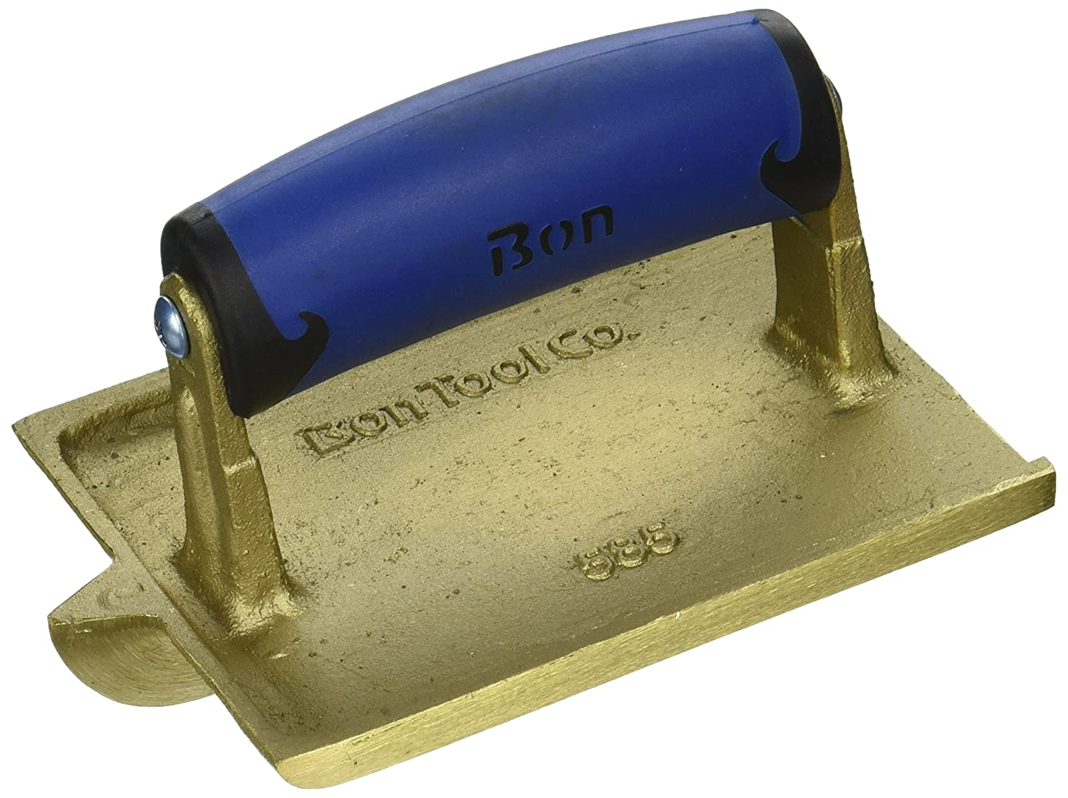 Bon 62-585 6-Inch by 4-1//2-Inch Bronze Hand Concrete Groover 5//8-Inch Bit Depth by 5//8-Inch Bit Depth
