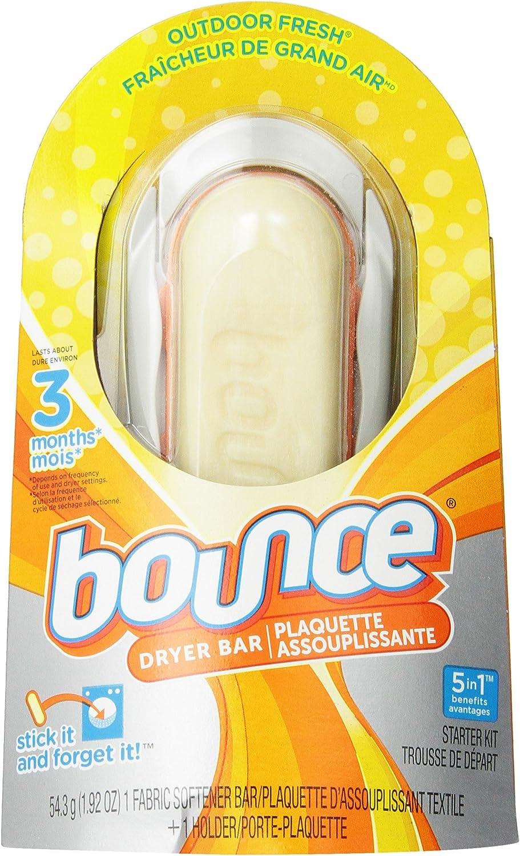 Bounce 3 Month Outdoor Fresh Dryer Bar 1.92 Oz