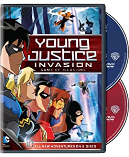 Young justice season 1 free download torrent