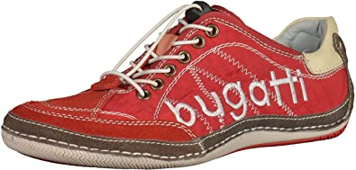 Bugatti Rote Schuhe   Damen Herren Online  