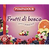 Pompadour Infuso Frutti di Bosco - 40 filtri