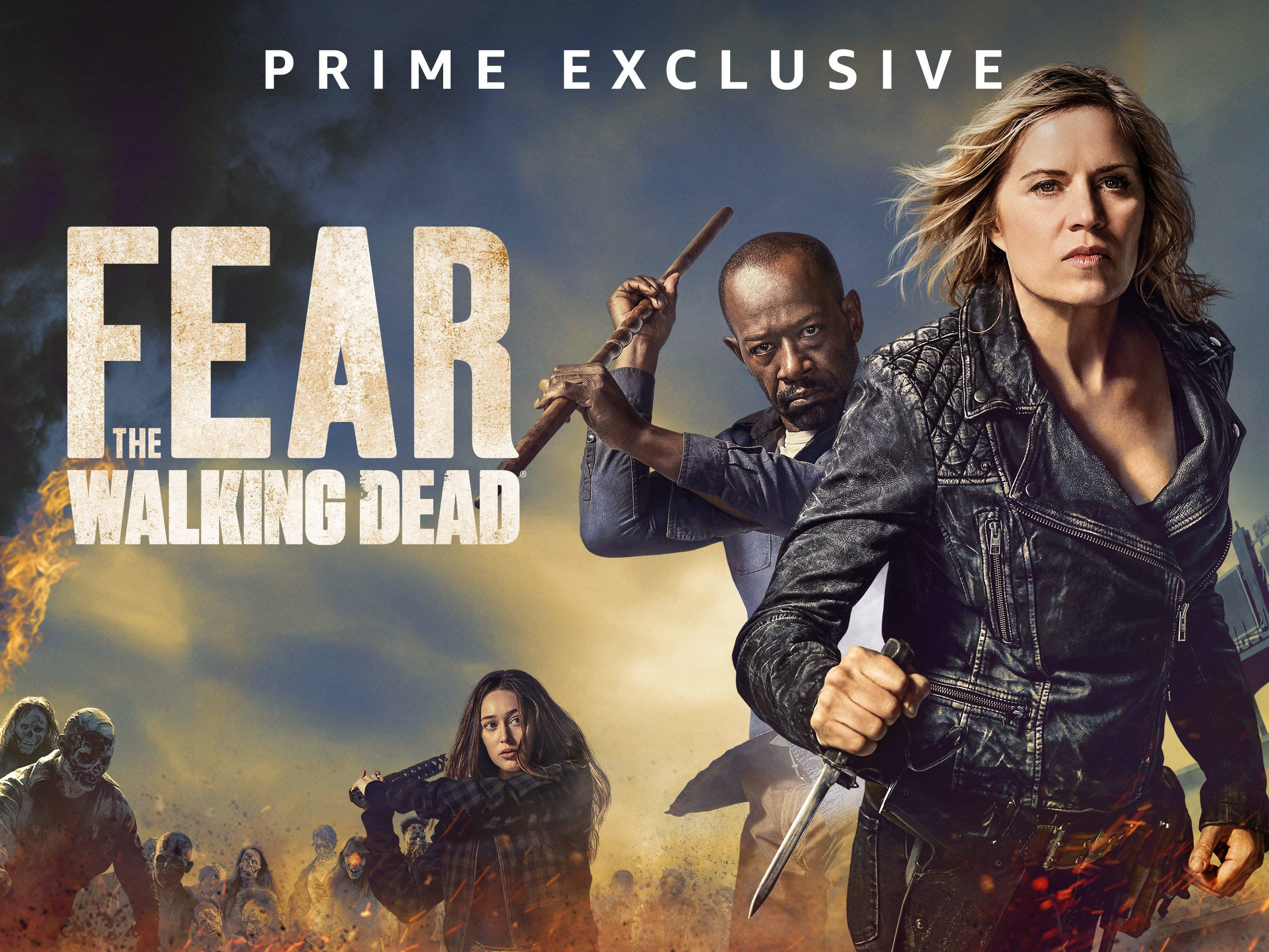 Amazon.de: Fear the Walking Dead - Staffel 4 [dt./OV] ansehen ...