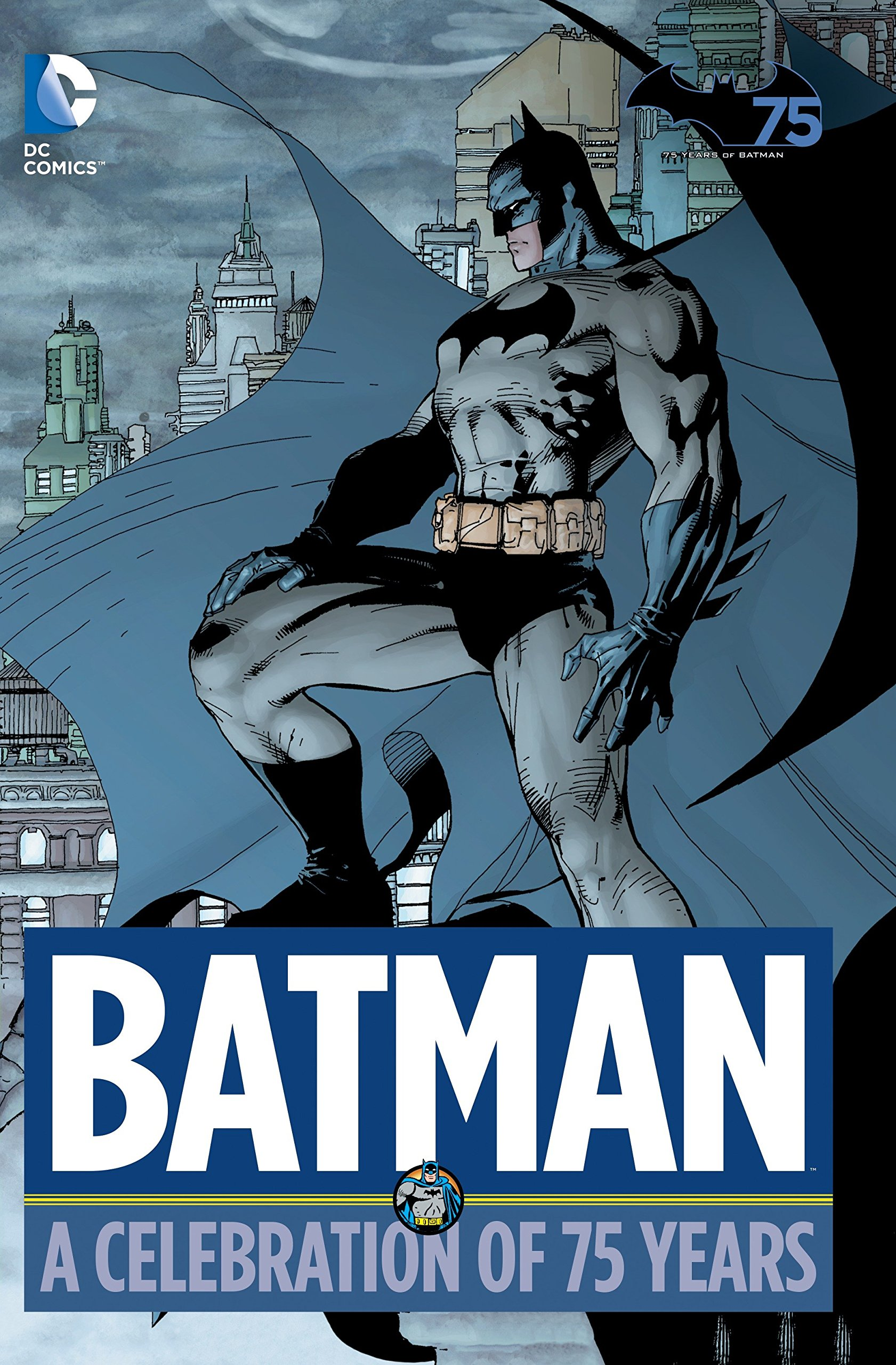 Batman: A Celebration of 75 Years by DC Comics