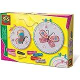 SES Creative 14658 - Stickset Schmetterlinge