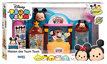 Niños Kanai - KK5803 - Casa-Tsum Tsum - Disney - Multicolor