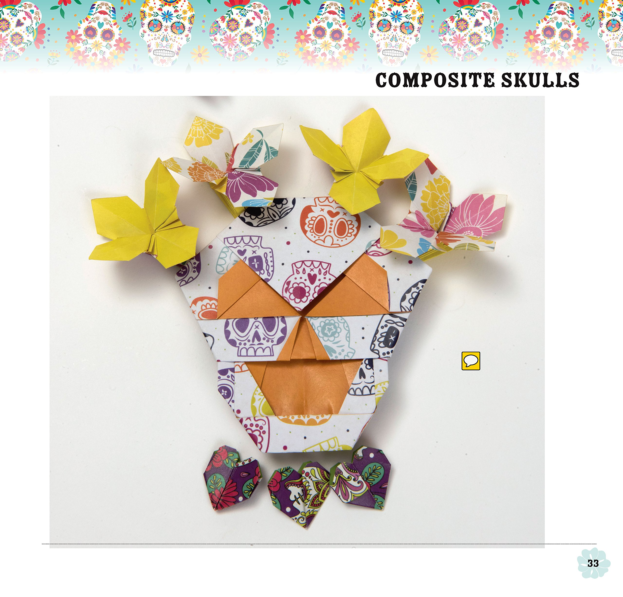 Day of the Dead Origami by Barron's Educational Series (Image #6)