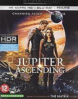Jupiter : le destin de l'Univers [4K Ultra HD + Blu-ray + Copie Digitale UltraViolet]