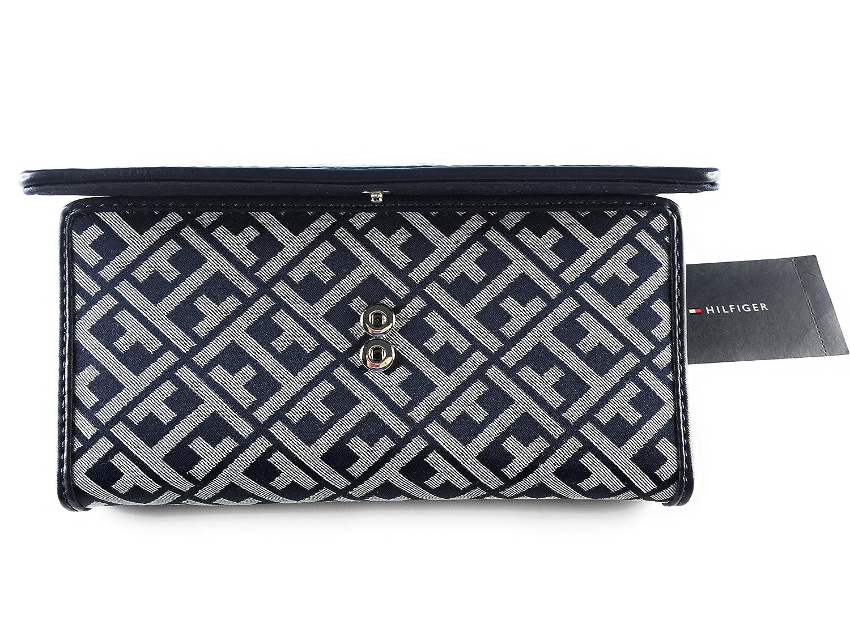 Amazon.com: Tommy Hilfiger Logo Women 's Wallet bolsa ...