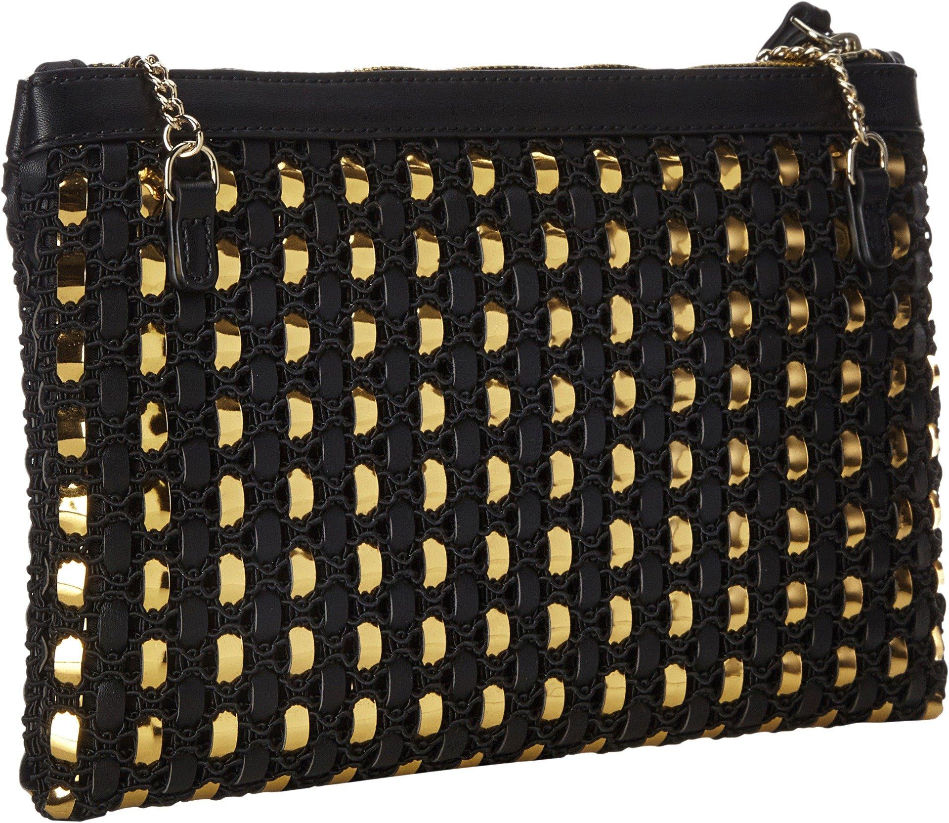 LOVE Moschino Women's Crossbody Chain Strap Fantasy Black One Size by Love Moschino (Image #2)
