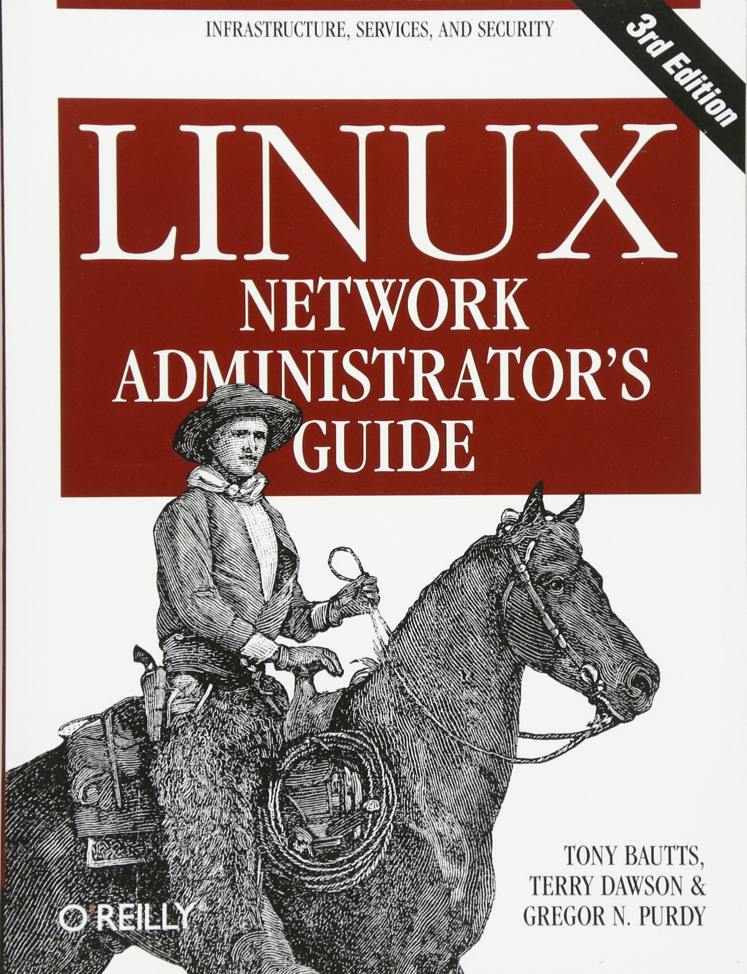 Read Online Linux Network Administrator's Guide: Infrastructure, Services, and Security PDF ePub ebook