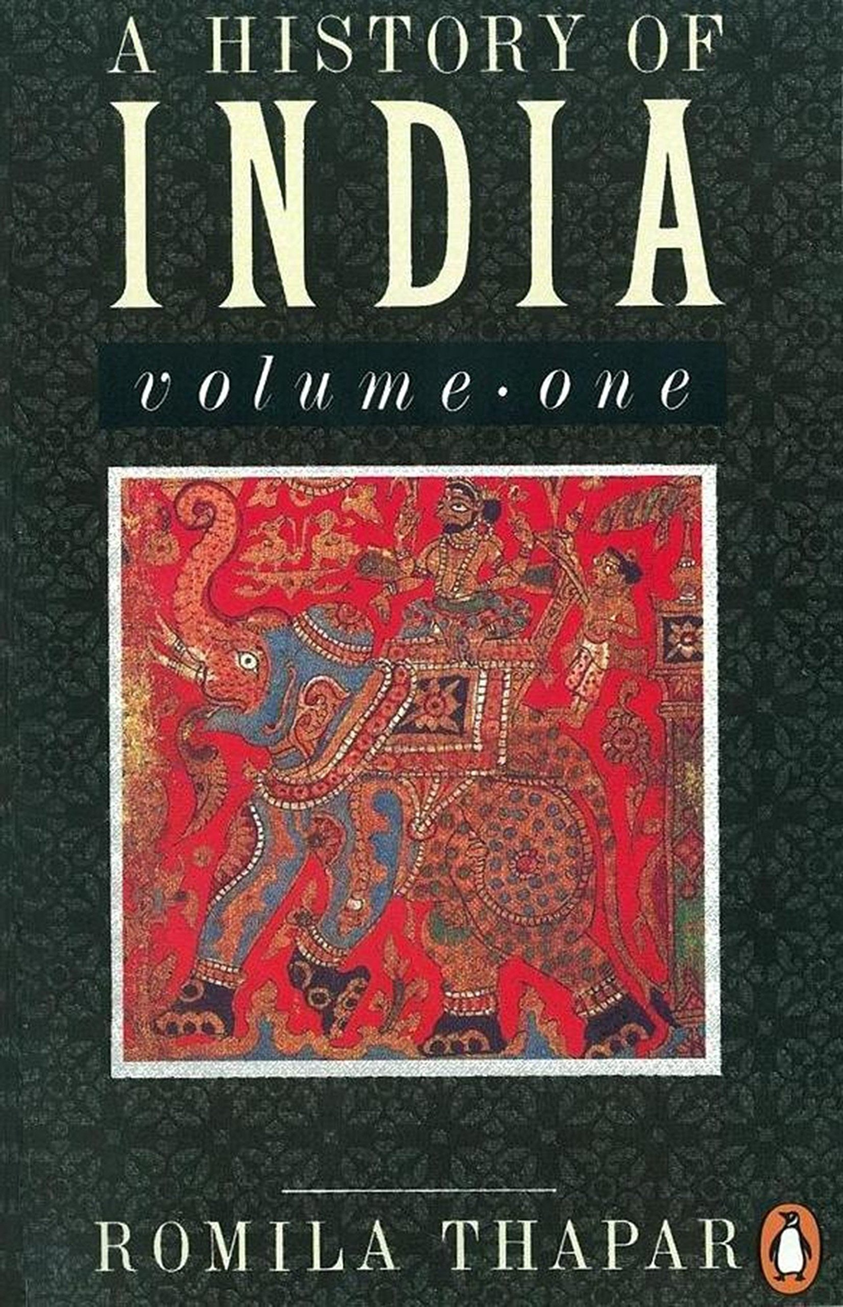 Ancient india by romila thapar (school book).