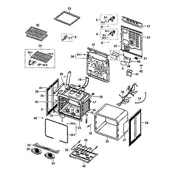 samsung rs253baww refrigerator wiring diagram