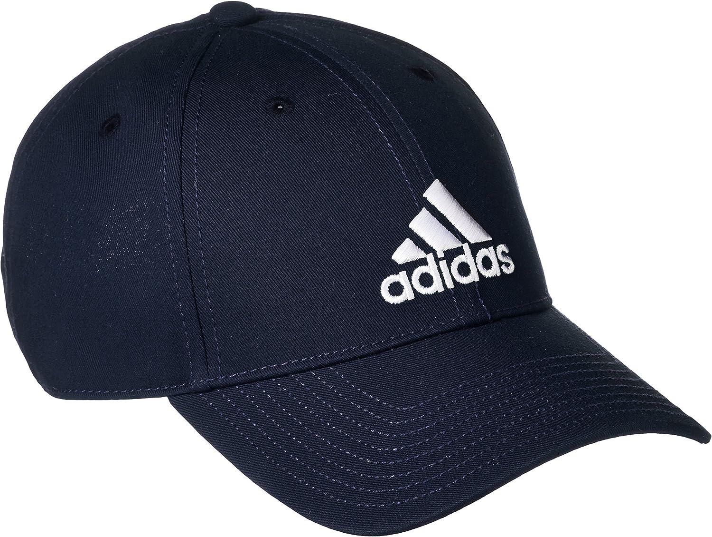 adidas 6p Cap Cotton Gorra de Tenis, Hombre: Amazon.es: Ropa y ...