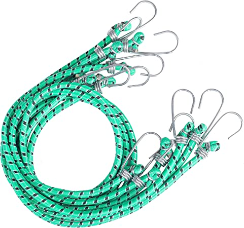 """x 80cm 31/"""" Elasticated bungee straps//cords// luggage straps//ties PACK OF 2"""