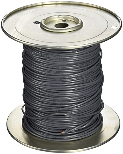 Woods 0345 244 Phone Wire Direct Burial 500Feet Electrical