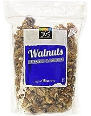 365 Everyday Value Walnuts - Halves & Pieces, 16 oz