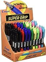 Présentoir avec stylos à bille Super Grip 60St