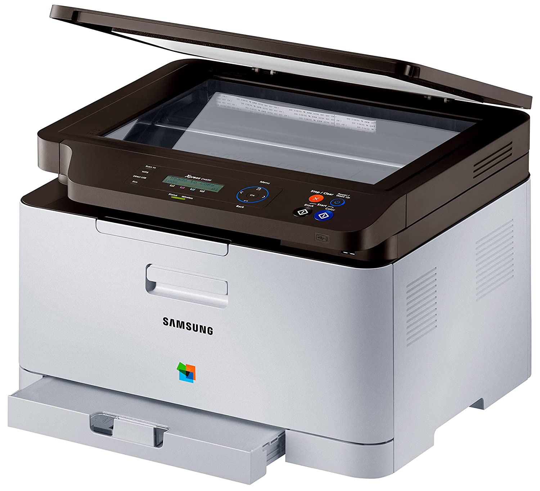 Samsung Xpress C460W - Impresora multifunción láser (b/n 18 ...