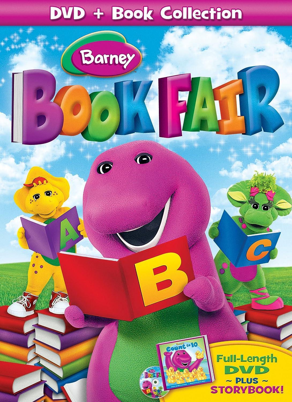amazon com barney book fair barney movies u0026 tv