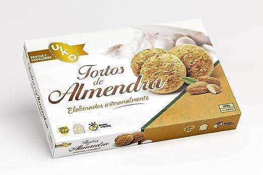 Tortos de Almendra 200g (Pack de 4 estuches): Amazon.es: Alimentación y bebidas