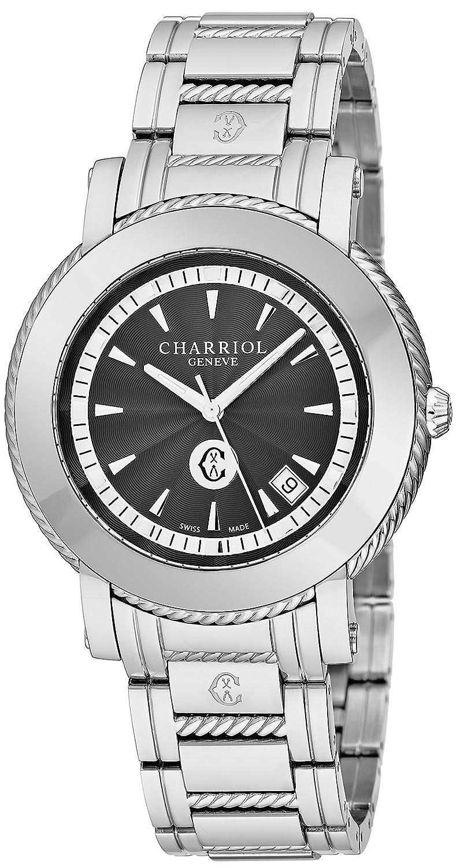 f86e4a45725 Charriol Parisi Mens Watch P42SP42003  Charriol  Amazon.ca  Watches