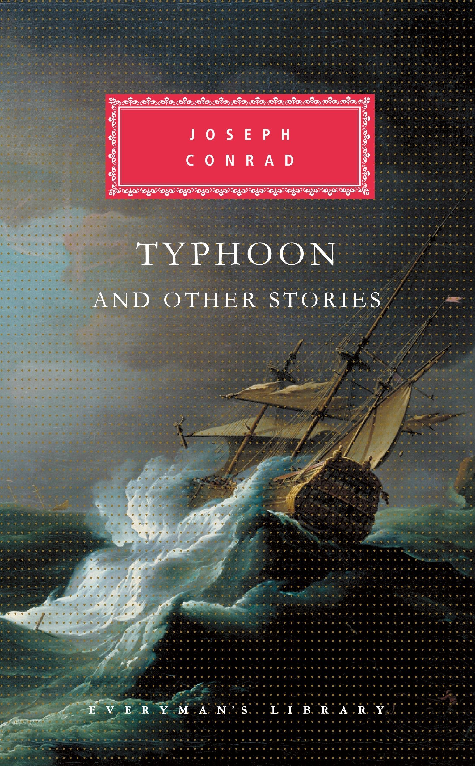 Typhoon and Other Stories (Everyman's Library) PDF