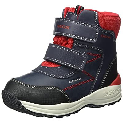 Geox Kids' New Gulp Boy Abx 1 Ankle Boot
