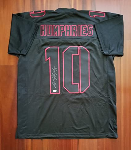 buy online 07668 554a7 Adam Humphries Autographed Signed Jersey Tampa Bay ...